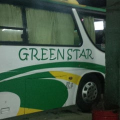 Photo taken at Green Star Express (Pasay Terminal) by Toklaw L. on 11/7/2013