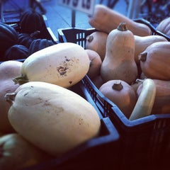 Photo taken at Grove Street Farmers' Market by Eva on 10/1/2012