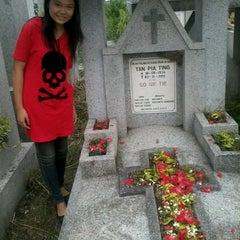 Photo taken at Makam Kembang Kuning by Margaretha B. on 4/7/2013