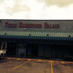 Photo taken at Texas Hamburger Palace by Lea on 6/24/2014
