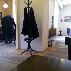 Photo taken at Café Podnebi by Matej M. on 3/26/2013