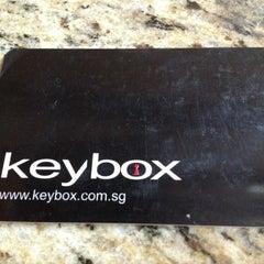 Photo taken at Keybox by Iskandar on 2/18/2013