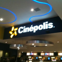 Photo taken at Cinépolis Portales by Rodrigo O. on 8/24/2013