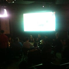 Photo taken at Library Square Public House by Bernadette on 2/16/2013