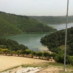 Photo taken at Hacı Bektaş-ı Veli Kent Ormanı by Alpay Ş. on 5/24/2013