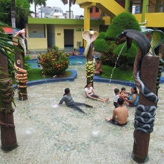 Photo taken at Suncity Waterpark by Faruq H. on 3/9/2014