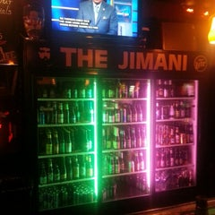Photo taken at The Jimani Lounge & Restaurant by Cindy H. on 11/4/2012