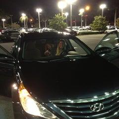 Photo taken at King Hyundai by Eric L. on 2/3/2013