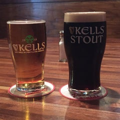 Photo taken at Kells Brew Pub by Shannon H. on 5/25/2015