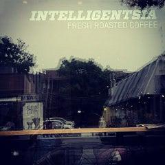 Photo taken at Intelligentsia Coffee by Bill P. on 6/21/2013
