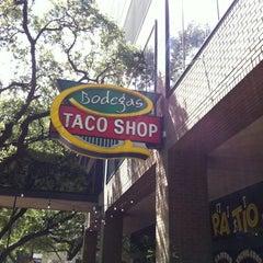 Photo taken at Bodegas Taco Shop by Diego F. on 10/5/2012