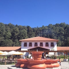 Photo taken at Hacienda Real Tecpan by Diana M. on 12/9/2012