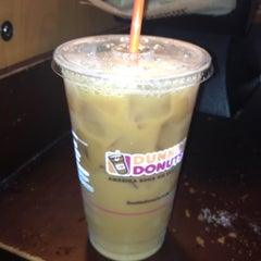 Photo taken at Dunkin Donuts by Catherine on 10/31/2012