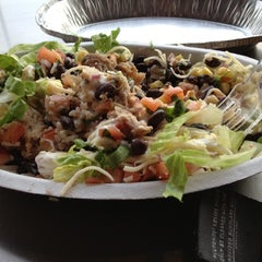 Photo taken at Chipotle Mexican Grill by Randall on 12/2/2012