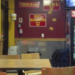 Photo taken at Cluck U Chicken by Jon N. on 11/2/2012