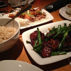 Photo taken at P.F. Chang's by Hunter on 1/6/2013