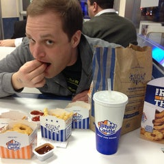 Photo taken at White Castle by Heather on 3/24/2013