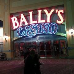 Photo taken at Bally's Casino & Hotel by Nilda M. on 10/20/2012
