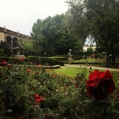Photo taken at Escuela de Negocios y Economía by Veronica on 4/27/2013