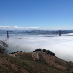 Photo taken at Hawk Hill by Sergey M. on 9/22/2013