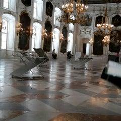 Photo taken at Hofburg Innsbruck by Paoletta M. on 5/2/2015