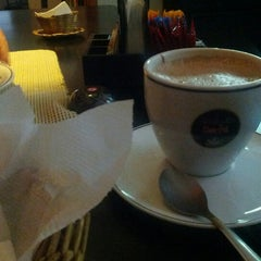 Photo taken at Estação Café by Isadora F. on 10/26/2012