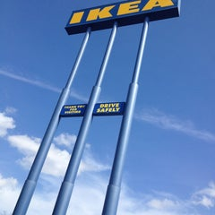 Photo taken at IKEA by Eline on 4/3/2013
