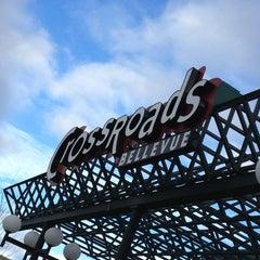 Photo taken at Crossroads Bellevue Mall by Eline on 1/4/2013