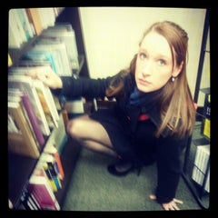 Photo taken at Barnes & Noble by Chris A. on 1/26/2013