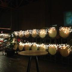 Photo taken at Rosenblum Cellars by Amy C. on 1/20/2013
