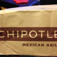 Photo taken at Chipotle Mexican Grill by Jessica on 12/27/2012