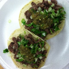 Photo taken at King Taco by Mercedes on 12/19/2012