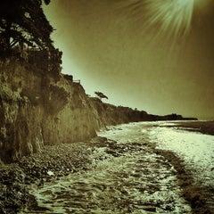 Photo taken at Isla Vista Beach by Rich on 2/21/2013