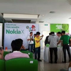 Photo taken at Book cafe Phương Nam by Kết Nhi on 4/20/2014