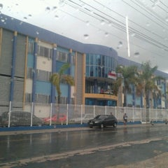 Photo taken at Centro Educacional Adalberto Valle by Tayna G. on 12/6/2012
