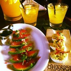 Photo taken at La Grande Orange Cafe by 🍷Five O'Clock Somewhere on 5/19/2013