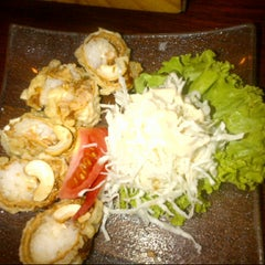 Photo taken at SushiGroove by andini on 9/26/2012