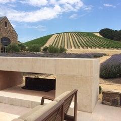 Photo taken at Niner Wine Estates by Hannah on 7/2/2015