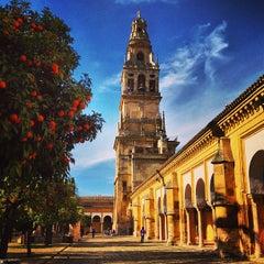 Photo taken at Mezquita-Catedral de Córdoba by Manuel on 1/29/2013