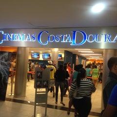 Photo taken at Cinemas Costa Dourada by Lena C. on 4/28/2014