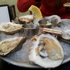 Photo taken at Liberty Kitchen & Oyster Bar by Stephanie M. on 2/1/2013