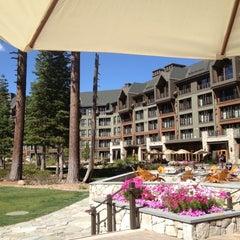 Photo taken at The Ritz-Carlton, Lake Tahoe by Raiford on 9/28/2012