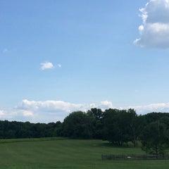 Photo taken at Princeton Battlefield State Park by Christina M. on 8/10/2014