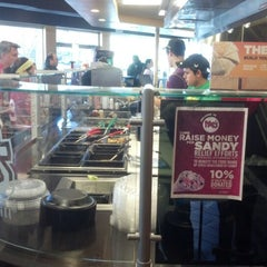 Photo taken at Moe's Southwest Grill by Sam P. on 11/17/2012