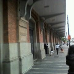 Photo taken at Estação Pinacoteca by Orlando N. on 10/13/2012