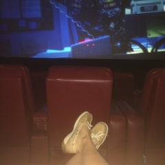 Photo taken at AMC Maple Ridge 8 by Janelle on 6/13/2015
