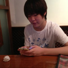 Photo taken at Congee GoGo (칸지고고) by Joshua L. on 7/11/2013