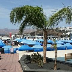 Photo taken at El Varadero - Puerto Del Carmen by Barbarella B. on 8/14/2015