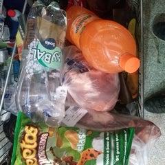 Photo taken at Supermercado Emilio Luque by Luke on 2/21/2013