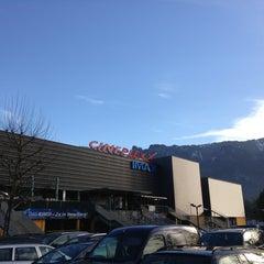 Photo taken at Cineplexx Hohenems by Michael on 12/24/2012